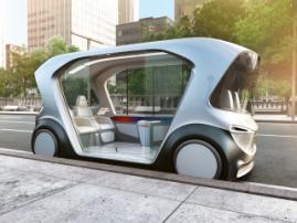 Пять направлений развития беспилотных и подключенных автомобилей в 2019 году