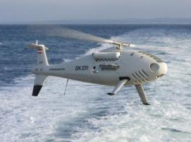 Five amazing military UAVs
