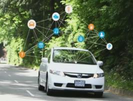 Qualcomm представила референсную платформу для подключённых авто