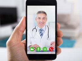 Remote health control: 10 telemedicine services