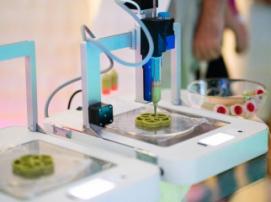 Ресторан 3D-печатной еды Food Ink добрался до Берлина