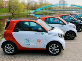 Review of the Most Well-Known Carsharing Platforms in Moscow