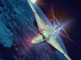 РФ создает самолеты для полета в космос