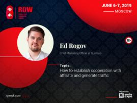 RGW 2019: Presentation from Quints.io Marketing Director Ed Rogov