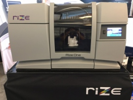 Rize 3D releasing unique hybrid 3D printers