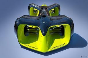 Roborace – первые международные гонки для беспилотных болидов-роботов