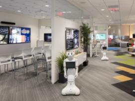 Робот будет ухаживать за пожилыми людьми