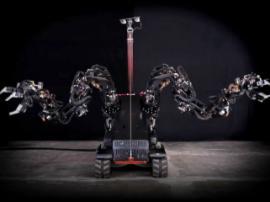 Робот Guardian GT – роботизированный скелет с суперсилой