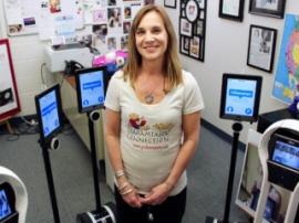 Робот, который помогает тяжелобольным детям не терять связь с миром