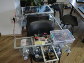 Робот Riveroni готов очистить все водоемы