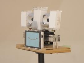 Роботы продолжают налаживать зрительный контакт с людьми