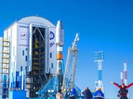 Roskosmos will put satellites into orbit around the North Pole