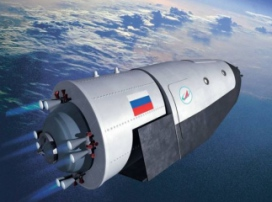 Russia to build a rocket for moon flight by 2025