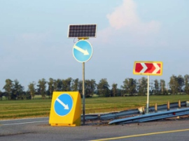 Российские дороги переведут на альтернативную энергию