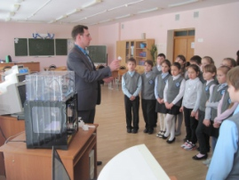Российские школы начинают закупать 3D-принтеры для образовательных целей