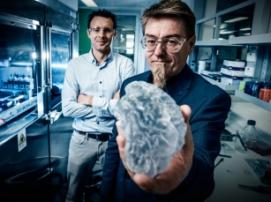 Российские учёные создали биобумагу для изготовления 3D-печатных органов