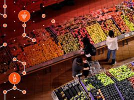 Российский стартап заменит продуктовые магазины на блокчейн
