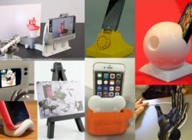 Самые стильные 3D-печатные аксессуары для смартфонов