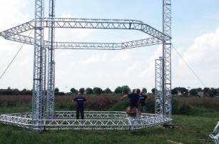 Самый большой дельта-принтер для 3D-печати домов от  WASP