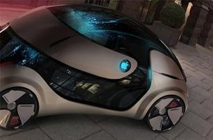 Самоуправляемая машина от Apple