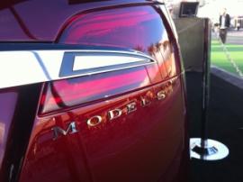 Серийная модель от Tesla Motors перегнала электрокар Faraday Future