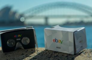 Шопинг в виртуальной реальности на eBay