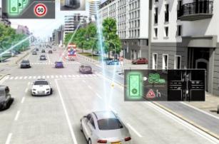 Система eHorizon расширяет возможности транспортных средств