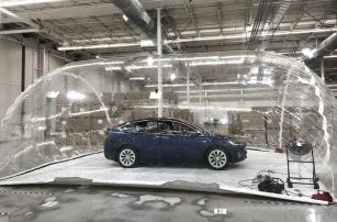 Система фильтрации воздуха Tesla Motors сможет защитить пассажиров от химической атаки