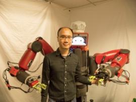 Fingervision: robots will have tactile sensation