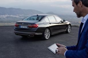 Система контроля жестами - от Delphi для BMW