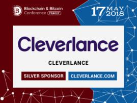 Сleverlance to be Silver Sponsor of Blockchain & Bitcoin Conference Prague