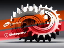 Slotegrator начал сотрудничество c Betgames.tv