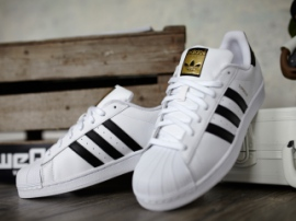 Sneaker.Show: exclusive Adidas Superstar as a gift!