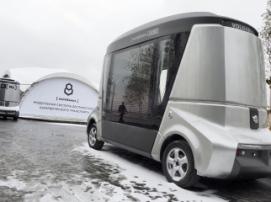 Союз российских автопроизводителей создаст беспилотный транспорт