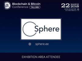 Sphere: participant of Blockchain & Bitcoin Conference Tallinn