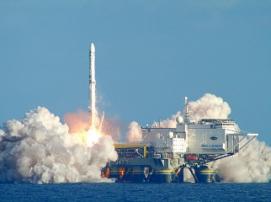 Стало известно название новой компании-оператора проекта «Морской старт»