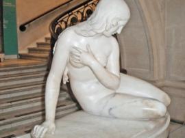 Старинную скульптуру воссоздали почти с нуля посредством 3D-печати