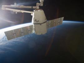 Стартовали краш-тесты пилотируемого аппарата Dragon