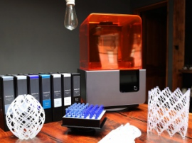Stereolithography: subtleties, advantages, application