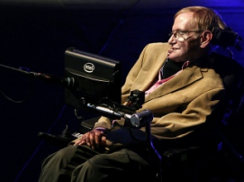 Stephen Hawking has discovered doors to other worlds