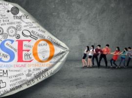 Тактика SEO. 60 шагов – в инфографике
