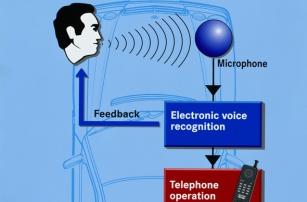 Технология управления голосом в авто - способ повысить безопасность на дорогах
