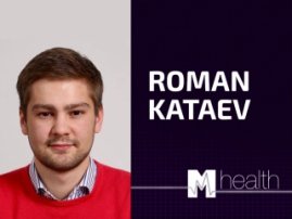 Telemedicine and business: how do they influence each other? The answer in presentation of M-Health Congress 2017 speaker – Roman Kataev