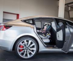 Tesla Model 3 – электрокар, который станет серийным