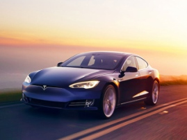 Tesla Model S went over 600 km without a recharge