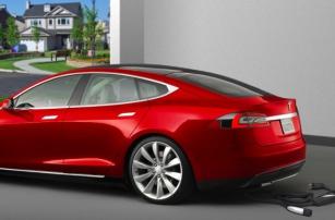 Tesla представил роботизированную зарядку для электромобиля