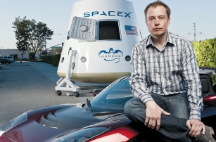 The Case of Elon Musk, or How to Make a Fortune on the Higher Purpose