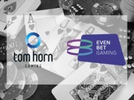 Tom Horn продвигает свою продукцию в России