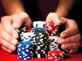 Top 10 regions where residents attend poker tournaments