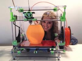 ТОП-3 3D-принтеров весны 2017 года